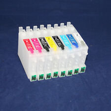 8 Print Head Cleaning Clean Flush Cartridges for STYLUS PHOTO 2100 2200