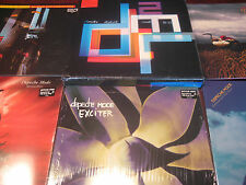 DEPECHE MODE AUDIOPHILE REMIXES 2 + LIMITED EDITION 5 LP 180 GRAM SERIES SET