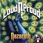 Nazareth - Loud 'N' Proud [REMASTERED] (CD) . FREE UK P+P  .....................