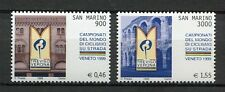 30028) SAN MARINO 1999 MNH** Nuovi** World Cycling Champ.