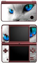 SKIN STICKER AUTOCOLLANT DECO POUR NINTENDO DSI XL REF 5 CHAT