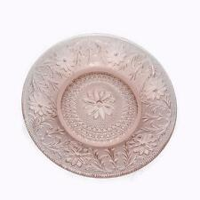 Indiana Glass Sandwich Pattern Dinner Plate Pink Depression Glass