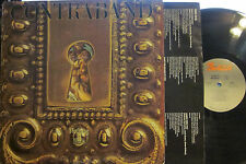Contraband - Nothing to Hide  (Portrait 35450) ('77) (Mark Evans, ex AC/DC) (PS)