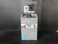Go Pro GoPro HERO3 Silver Edition Camera #2 w Mounts Waterproof To 40m Sealed IB