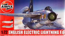ENGLISH ELECTRIC LIGHTNING F.6 (No.74 & No.11 SQN RAF MARKINGS) 1/72 AIRFIX