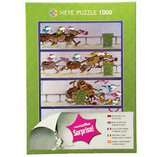 Mordillo Surprise Horse Puzzle 1000 Piece Jigsaw Puzzle