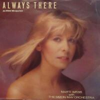 "Marti Webb(7"" Vinyl P/S)Always There-BBC-UK-VG/Ex"