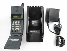 Motorola Digital Personal Communicator DPC S4611B Flip Cell Phone & Accessories