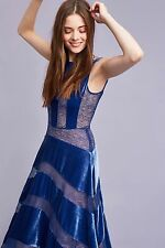 NWT Anthropologie Velvet Frost Dress by Tracy Reese - Size 12