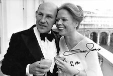 Stirling & Susie Moss SIGNED 12x8, Portrait 1970s