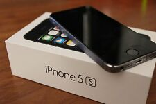 NEW Factory Unlocked Apple iPhone 5S 16GB GSM 4G LTE Smartphone Space Gray