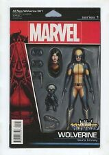 "All New Wolverine #1 - ""Action Figure Variant"" - (9.2) 2016"