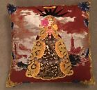 Designer Guild Christian Lacroix Maison sale Virgo cushion cover BNWT 50x50cm