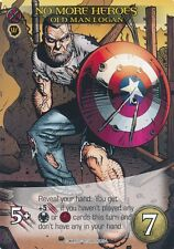 OLD MAN LOGAN WOLVERINE 2015 Upper Deck Marvel Legendary SP NO MORE HEROES