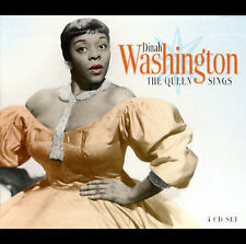 Washington, Dinah Queen Sings CD