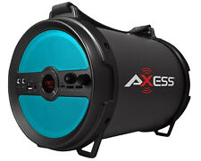 "Axess 1.0 Outdoor Active HIFI 6"" Bluetooth Speaker with Mic (Blue) SPBT1040-BL"