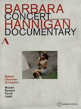 Concert Documentary - Barbara Hannigan, New DVDs