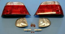 Set suitable for BMW E38 7 SERIES 94-98 BACK REAR TAIL LIGHTS INDICATOR BLINKER