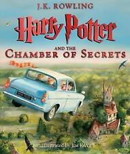 Harry Potter y la camara secreta: la Edición Ilustrada (Harry Potter,