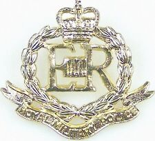 RMP ROYAL MILITARY POLICE CLASSIC GENUINE REGIMENTAL LICENSED CAP BADGE
