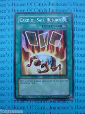 Yu-gi-oh Card of Safe Return RP02-EN037 Mint Retro Pack 2 New