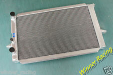 Fit AUDI S4 TYPE 4A C4 2.2L 20V TURBO L5 M/T 1991-1994 ALUMINUM ALLOY RADIATOR