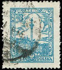 Scott # 229 - 1925 - ' Sigismund Monument, Warsaw '