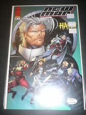 Newman Vol.1 #2 Hate VF-NM Fraga Image Comics Feb 1996