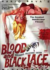 Blood and Black Lace [2 Discs] (2010, DVD NIEUW)