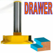 "1 pc 1/2"" Shank Drawer Lock Joint Router Bit sct 888"