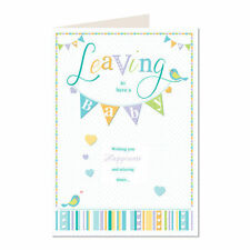 Leaving To Have A Baby Bright Design K2 Classics Greeting Card BB22