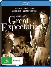GREAT EXPECTATIONS - BLU RAY DVD - BRAND NEW & SEALED