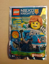 Lego Limited Edition Nexo Knights Robin item : 271603
