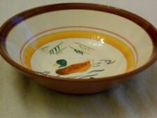 Stangl Country Life Duck VEGETABLE BOWL  PERFECT CONDITION!!!
