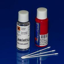 SEAT 30ml Car Touchup Paint Repair Kit CANDYWEISS LB9A