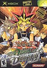 Xbox Yu-Gi-Oh! The Dawn of Destiny COMPLETE  Platinum Hits KONAMI