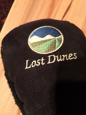 Exclusive Lost Dunes driver head cover