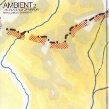 BRIAN ENO - AMBIENT/THE PLATEAUX OF MIRROR CD NEU