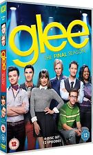 GLEE 6 THE COMPLETE DVD SEASON 6 FINAL SEASON ENGLISCH