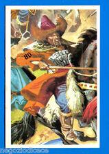 BATTAGLIE STORICHE -Ed. Cox- Figurina/Sticker n. 80 - LANCIERE MONGOLO -New