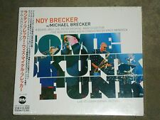 Randy Brecker w/ Michael Brecker ‎Some Skunk Funk Japan CD sealed Vince Mendoza