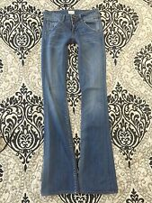 "HUDSON Supermodel Jeans Cypress Extra Long!!  Size 24 Tall Long Length 36"" Long"