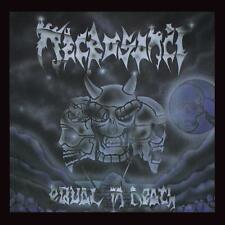 NECROSANCT - Equal In Death CD (Kraze,1991) *UK Grind/Death *sealed