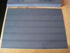 50 Einsteckkarten  A5  mit Folie und 5 Streifen-LEUCHTTURM- Neuware-