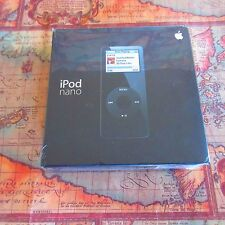 ~FACTORY SEALED~Apple iPod nano 1st Generation Black (2 GB)~ORIGINAL BOX~
