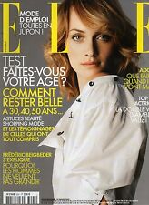 ELLE n°3091 amber valletta emma thompson   2005