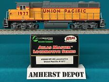 8998 Atlas HO GP 38 Union Pacific DCC Locomotive  NIB