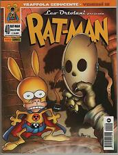 RAT - MAN Collection n.40 ratman TRAPPOLA SEDUCENTE leo leonardo ortolani
