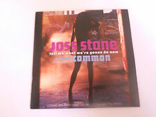 Joss Stone featuring Common - tell me what we're gonna do now - cd promo