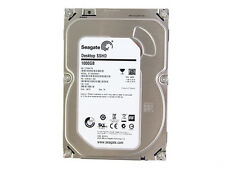 "Seagate Desktop ST1000DX001 1TB+8GB Flash 3.5"" SATA3 Internal Hybrid Drive SSHD"